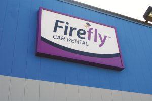 FireFly è il marchio di Noleggio breve termine low cost di Hertz
