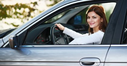 lady driver 2015