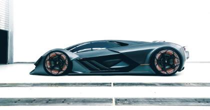 Lamborghini Terzo Millennio Concept caratteristiche