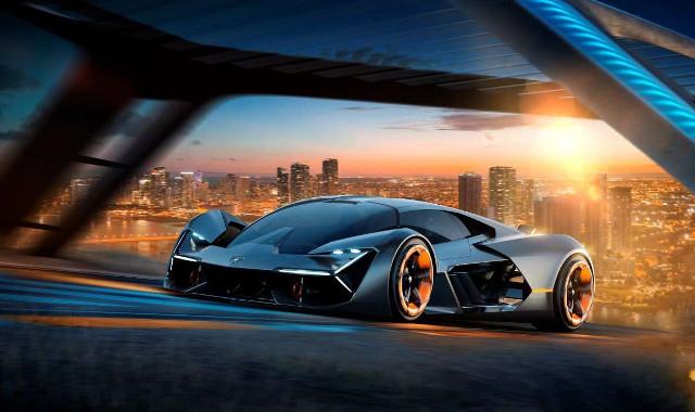 Lamborghini-Terzo-Millennio concept