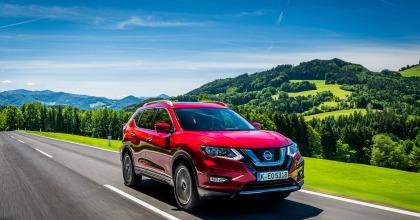 lancio nuova Nissan X-Trail 2017