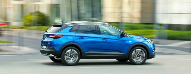 lancio nuova Opel Grandland X 2017
