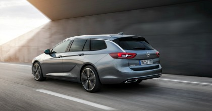 Prova Opel Insignia Sports Tourer