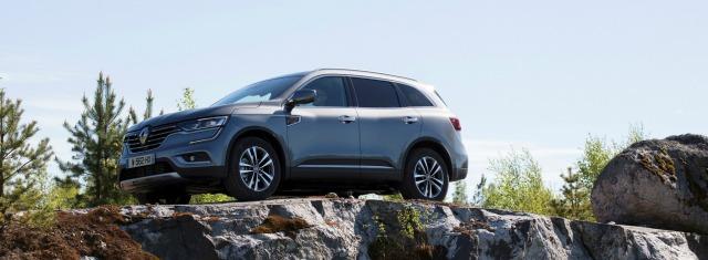 lancio nuovo Renault Koleos 2017