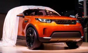 La nuova Land Rover Discovery 2017