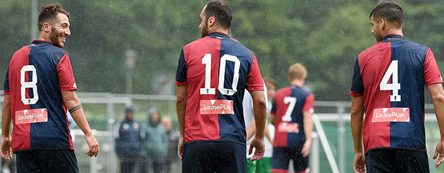 leaseplan sponsor Genoa
