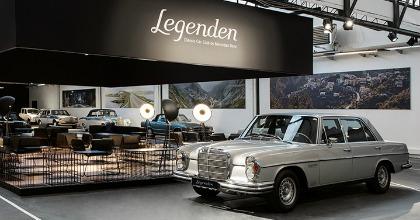 Legenden Club Sindelfingen car sharing Mercedes