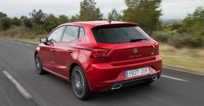 linee sportive Nuova Seat Ibiza 2017