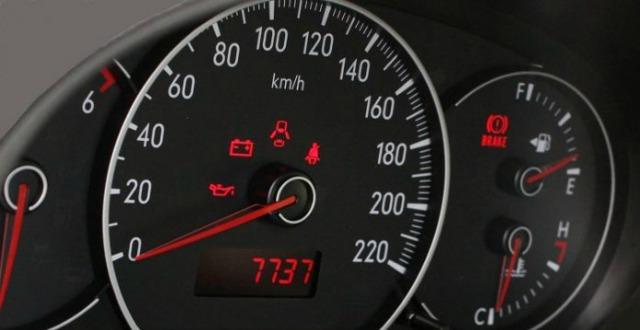 Tenere d'occhio il contagiri per risparmiare carburante