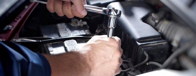 Manutenzione auto a noleggio