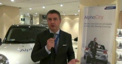 Marco Girelli Alphabet corporate car sharing