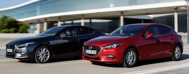 Mazda 3 MY2017