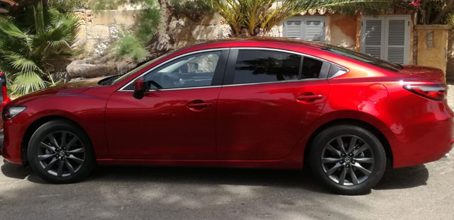 mazda6 soul red crystal
