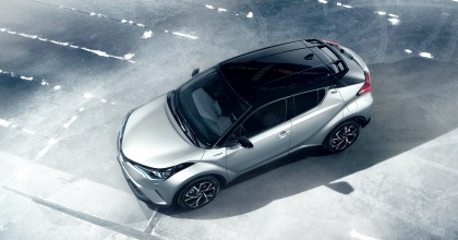 mercato auto Italia 2016 Toyota C-HR