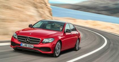 Mercedes Benz Museum Classe E
