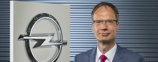 Michael Lohscheller è il nuovo CEO Opel