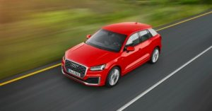 Motori nuova Audi Q2 2016