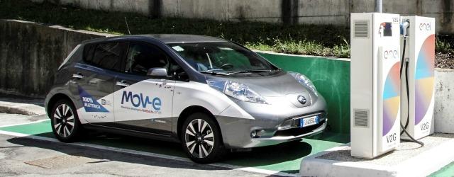 MOV-E, il nuovo corporate car sharing elettrico