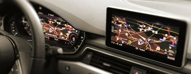 Navigatori auto Audi