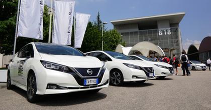 Nissan Intelligent Mobility con gli studenti del Politecnico di Milano