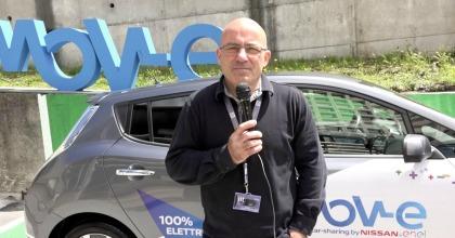Anche del progetto Nissan Mov-e ha parlato il Prof. Roberto Cingolani dell'IIT