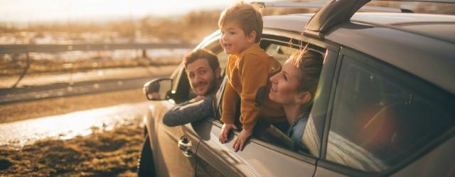noleggiare auto vacanza famiglia