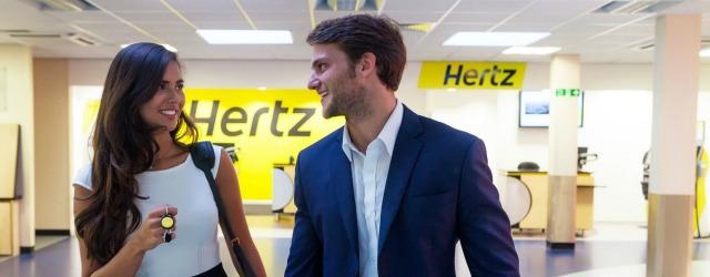 noleggio a breve termine Hertz