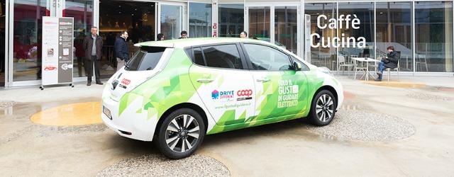 noleggio auto elettriche Car Server 2017