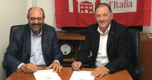 noleggio auto firma accordo Locauto Rent Club Borghi Più Belli d'Italia