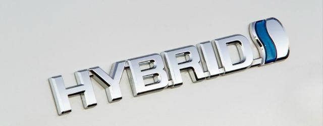 auto ibride 2018