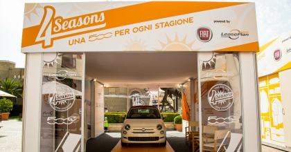 noleggio auto privati LeasePlan 4Seasons 2016