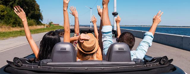 Noleggio Low Cost per Vacanze