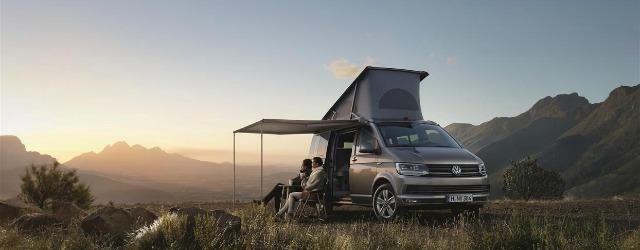 noleggio lungo termine caravan Volkswagen California, l'offerta di LeasePlan