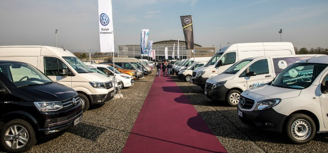 noleggio veicoli commerciali ALD Automotive