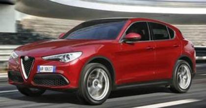 nuova Alfa Romeo Stelvio 2017 Hertz