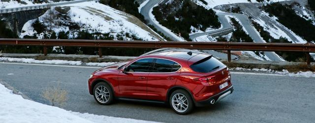 nuova Alfa Romeo Stelvio 2017 aziende