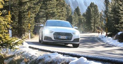 nuova Audi A5 Sportback 2017