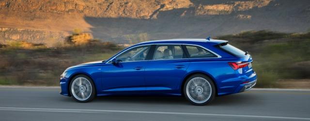 nuova Audi A6 Avant 2018