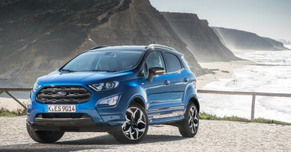 nuova Ford Ecosport 2018 statica