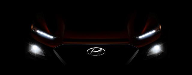 nuova Hyundai Kona 2017