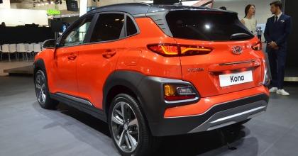 nuova Hyundai Kona Salone Francoforte 2017