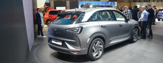 nuova Hyundai Nexo Salone Ginevra 2018