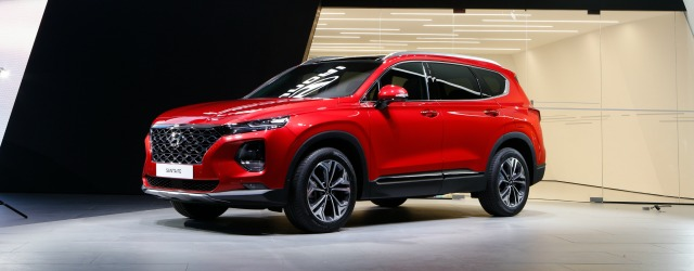 nuova Hyundai Santa Fe Salone Ginevra 2018