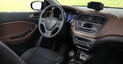 nuova Hyundai i20 2014 interni