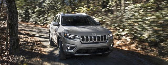 nuova Jeep Cherokee Salone Ginevra 2018