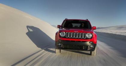 nuova Jeep Renegade 2018 dinamica