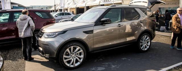 nuova Land Rover Discovery 2017 anteprima