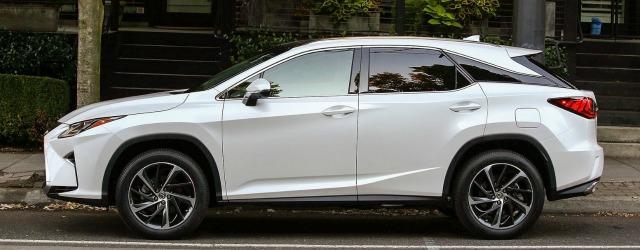 nuova Lexus RX L Hybrid 2018