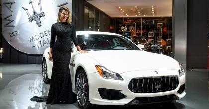 nuova Maserati Quattroporte 2017 GranSport
