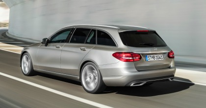 nuova Mercedes Classe C dinamica